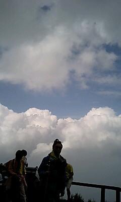 富士からの景色