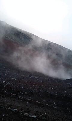 富士山からの景色 3
