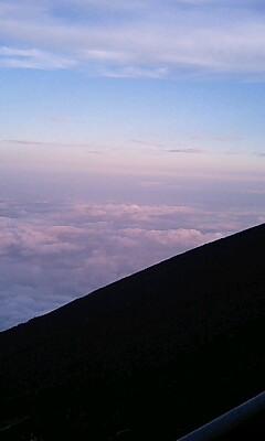 富士山からの景色 5