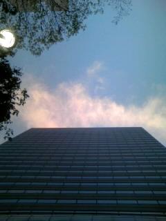 ビルのある風景