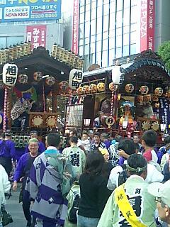 ところざわ祭り 2007